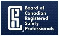 Board of Canadian Registered Safety Professionals Logo