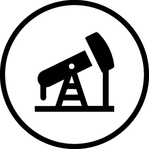 Oil & Gas Icon