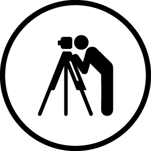 Surveying & Mapping Icon